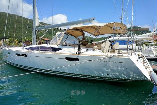 Jeanneau 57帆船